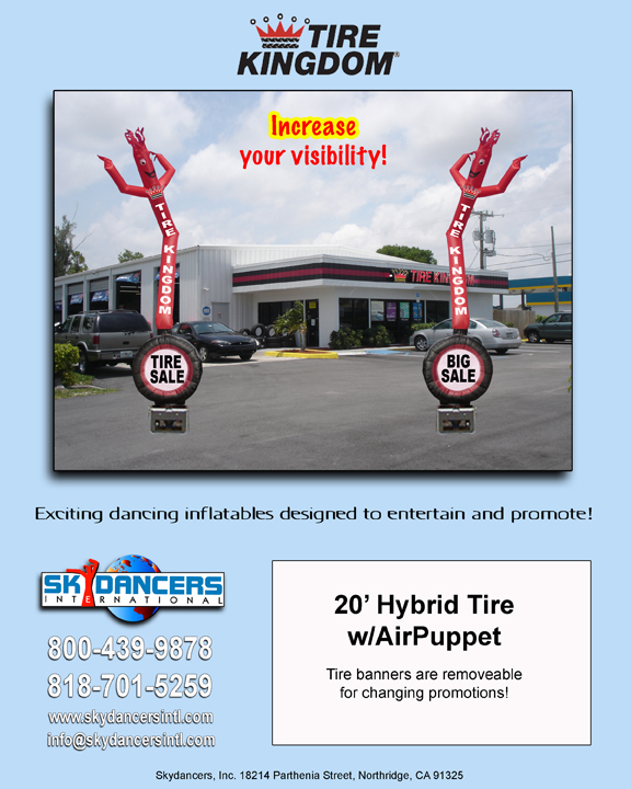 Tire Kingdom Hybrid