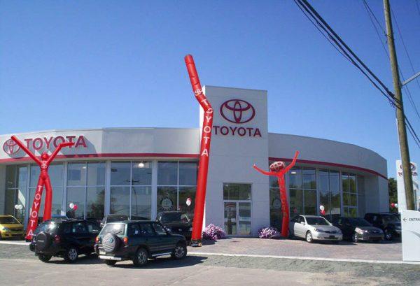 Toyota Skydancers