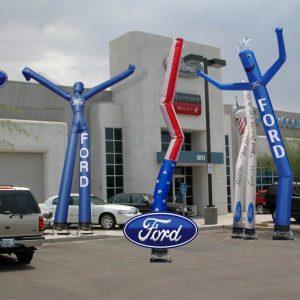 Ford Skydancers