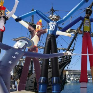 Various Pirate designs