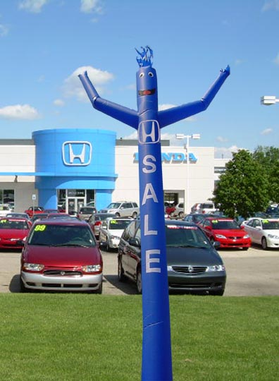 Honda designs
