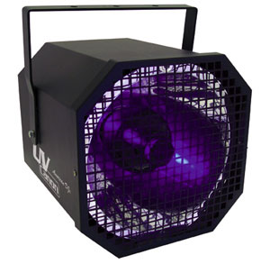 UV Cannon Black light