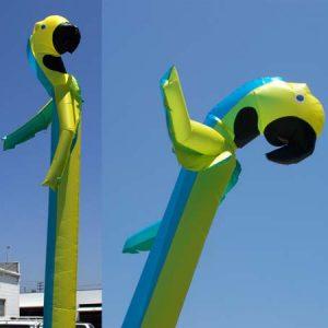 20' parrot airpuppet