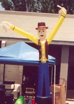 Cowboy Partydancer 8'