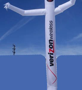 20' Verizon Airpuppet