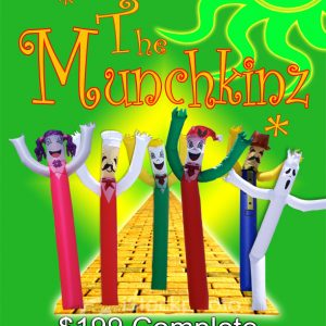 The Munchkinz 7' Tall