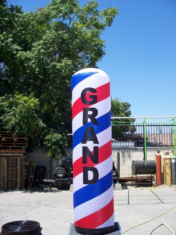Grand Opening tube 8'