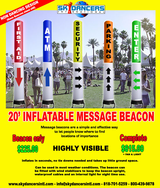 20' Inflatable BEACON