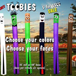 halloween toobies