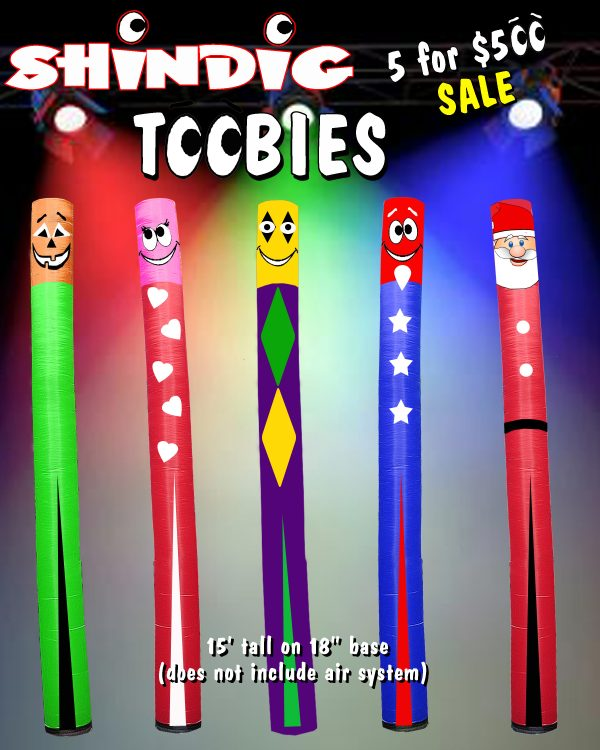 shindig toobies