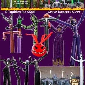 Halloween sale 2011