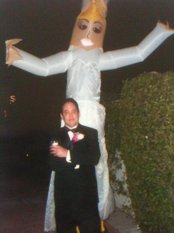 bride partydancer