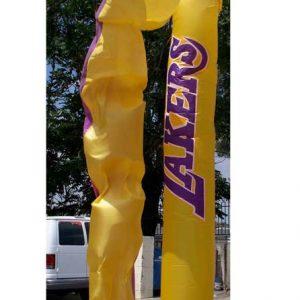 10' Lakers tube