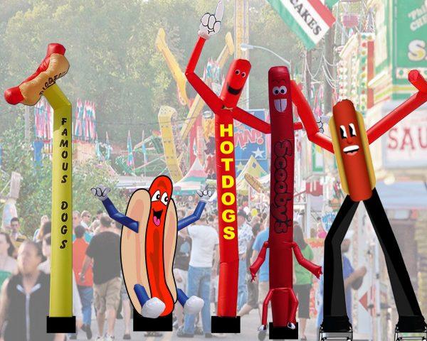 Hot Dog designs